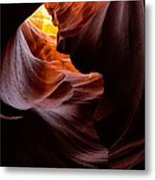 Antelope Canyon Page Arizona Metal Print