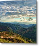 Aragua Valley Metal Print