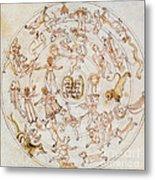 Aratuss Constellations Metal Print by Science Source