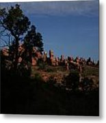 Arches National Park Metal Print