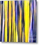 Art Abstract Work Metal Print