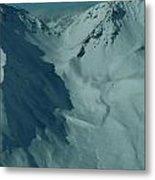 Austria Mountain Metal Print