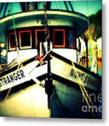 Back In The Harbor Metal Print