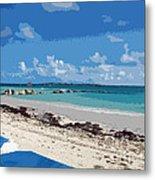 Bahamas Cruise To Nassau And Coco Cay Metal Print