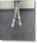 Ballerinas Metal Print by Joana Kruse