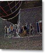 Balloon Dreamscape  7 Metal Print