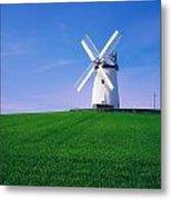 Ballycopeland Windmill, Millisle Metal Print