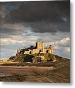 Bamburgh, Northumberland, England Metal Print by John Short