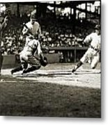 Baseball: Washington, 1925 Metal Print