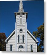Bethesda Lutheran Church Metal Print