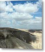 Bethlehem Desert Metal Print