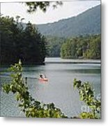 Big Canoe Metal Print