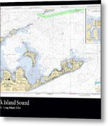 Block Island Sound Metal Print