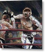 Boxers 1 Metal Print