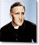 Boys Town, Spencer Tracy, 1938 Metal Print by Everett