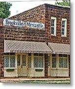 Brookville Mercantile Metal Print