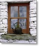 Bunratty Castle And Folk Park, Co Metal Print