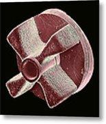 Cam Wheel, Sem Metal Print