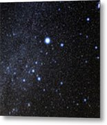 Canis Major Constellation Metal Print