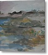 Carmel By The Sea Metal Print