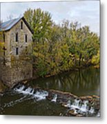 Cedar Point Mill Metal Print