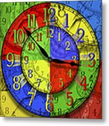 Changing Times Metal Print by Mike McGlothlen