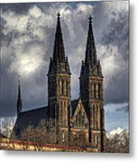 Chapter Church Of St Peter And Paul Metal Print