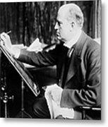Charles Gibson (1867-1944) Metal Print