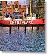 Chesapeake Metal Print