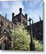 Chester Cathedral Metal Print