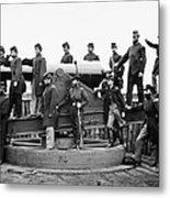 Civil War: Officers, 1865 Metal Print