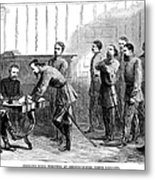 Civil War: Parole, 1865 Metal Print