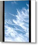 Cloud Computing Metal Print by Photo Researchers