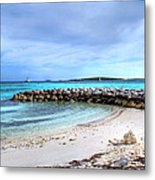 Coco Cay Metal Print