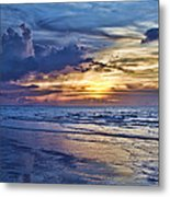 Color Of Light Metal Print