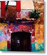 Colors Of Oaxaca Metal Print