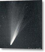 Comet West, 1976 Metal Print
