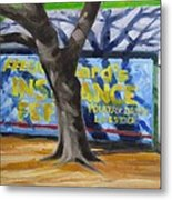 Country  Store Metal Print by Robert Rohrich