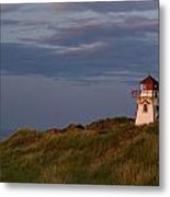 Covehead Lighthouse, Prince Edward Metal Print