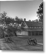Cravens House Metal Print