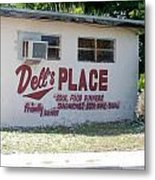Dell's Place Metal Print