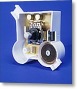 Dimmer Switch Metal Print