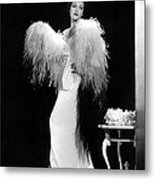 Dorothy Lamour, Paramount Pictures, 1937 Metal Print