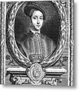 Edward Vi (1537-1553) Metal Print