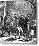 Emancipation, 1863 Metal Print