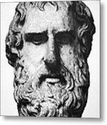 Euripides Metal Print