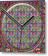 Faces Of Time 2 Metal Print by Mike McGlothlen