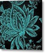 Fancy Flower Metal Print