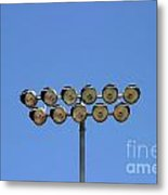 Floodlight  Metal Print