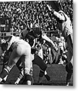 Football Game, 1965 Metal Print